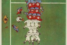 rugby illust