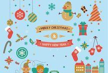 CHRISTMAS CARD / Christmas Cards