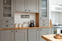 Kitchen Specification board