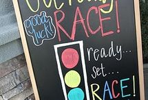 Party {racing} / by Amy Richey