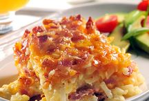 breakfast bingo / Easy breakfast ideas and casseroles / by Cheri Collins