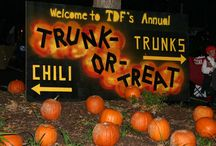 Trunk or Treat Planning