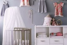 Girl Nursery / by Tessa Cole