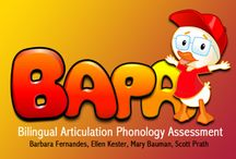 Articulation/Phonology Evaluation Apps