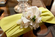 Napkin For Every Occasions / Creativity and Elegance Folding / by Nina Smith