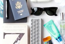 Airport/Traveling Essentials
