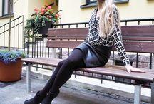 Laura Ahola / Fashion / Lifestyle blogger.  Lauraahola.fitfashion.fi