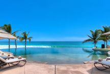 Luxury lifestyle travel the world