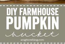 Fall Farmhouse