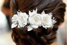 Accessori capelli da sposa..