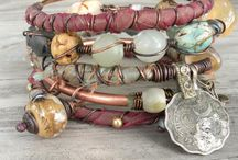 Bracelets / by Amber T