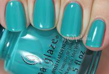 shaped nails