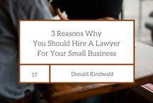 3 Reasons Why You Should Hire A Lawyer For Your Small Business