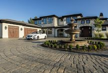 Gorgeous Driveways / Your driveway is the first impression people will have of your home. From rustic to contemporary, Barkman offers different styles and ideas for all types of looks.