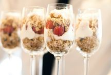 wedding day breakfast ideas