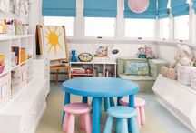 Kids Space / by Nicole Sprigg
