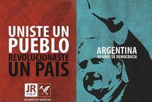 juventud radical / politica