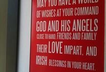 Irish, Italian & Proud / by Kelly Carney