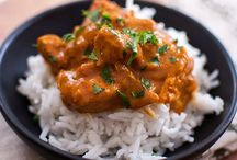 Indian slow cooker cooking