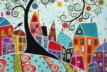 Illustrations / by Sue Devitt
