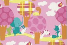 Play Date Fabric Collection By David Walker - Free Spirit / Play Date Fabric Collection
