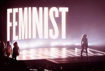 O que é feminismo? / Imagens e frases para ajudar a compreender o feminismo e porque precisamos dele