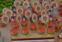 """Minhas Festas / Decoração de Festas da """"Realizando Sonhos Decoração de Festas""""  Contato: neuzelysiqueira@hotmail.com"""