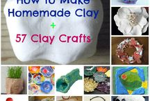 Home made clay