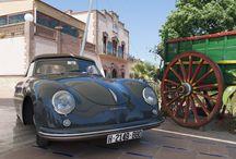 Esdeveniment del Club Porsche al SuMoll