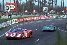 extra sport e prototipi anni 60