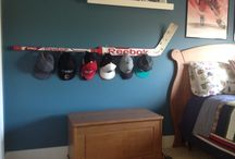 hockey room for boys