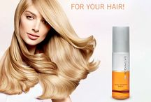 AMWAY SATINIQUE™ Hair Care / SATINIQUE & PROTIQUE hair care.  http://www.amway.be/user/durante