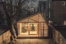 Timber garden rooms / James Lathams supplies products to joiners, builders and architects who create stunning garden rooms across the UK and Ireland.