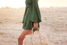 Style: green shades / Things that inspire me to get dressed! In this board you will find inspiration on how to pair and style different shades of green.