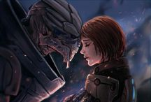 Garrus/Shepard