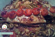 Συνταγές με Ψάρι / Μπες στο www.famecooks.com, μοιράσου τις συνταγές σου, ανέβασε τις φωτογραφίες σου, κάνε νέους φίλους και απογείωσε την κουζίνα σου!