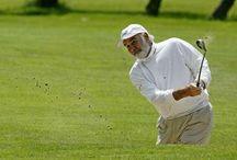 Celebrities / No professionals golfers