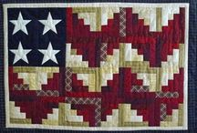1_Quilty::Patriotic / by Jenny Duke
