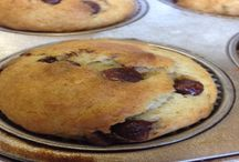 Recipes for Baking / Basic Banana Muffins