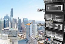 It's Time for Fancy Apartments to Offer Balconies for Drone Landings