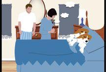 Sleepytown beagles comics