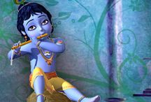 Party Little Krishna