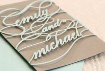 wedding invitations laser cut