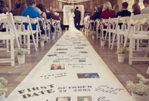 wedding ideas / by Kristy Jellesed Lyons