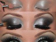 """Make-up & Hair! """") / by Micaela Willams"""