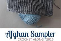 afghan sampler squares