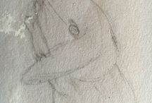 Tegninger jeg har tegnet