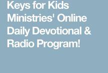 Kids Devotionals