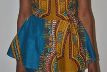 Clothes / Africa