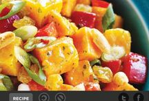 Recipes:  Salads & Side Dishes